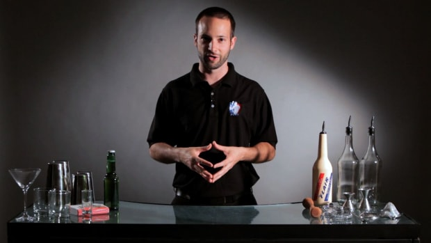 ZN. How to Become a Flair Bartender Promo Image