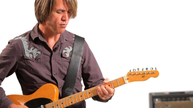 ZE. How to Play Pedal Steel Bends in Country Guitar Promo Image