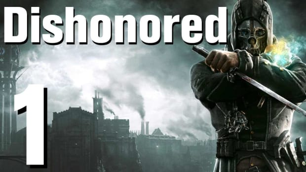 A. Dishonored Walkthrough Part 1 - Introduction Promo Image