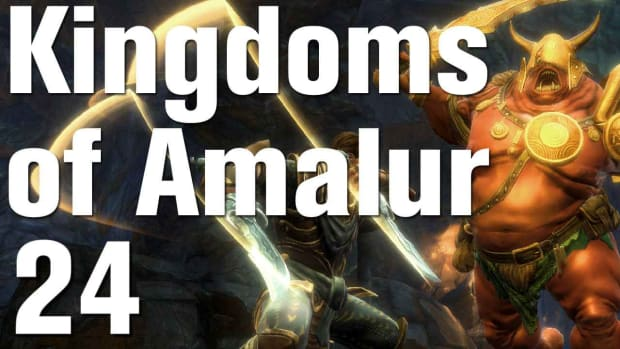 X. Kingdoms of Amalur: Reckoning Walkthrough Part 24 - Urul-Tusk Promo Image