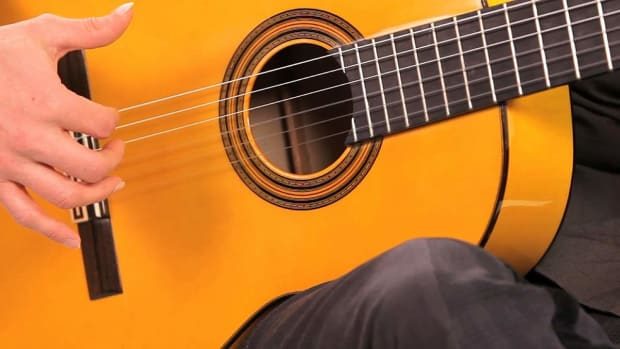 O. Flamenco Guitar Techniques: How to Play Alzapua Promo Image