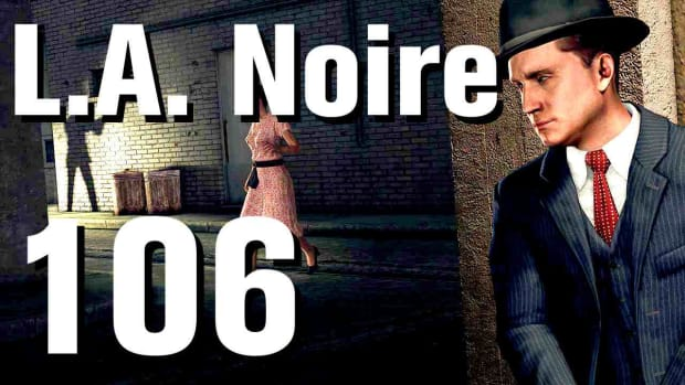"ZZZZB. L.A. Noire Walkthrough Part 106: ""A Walk In Elysian Fields"" (2 of 5) Promo Image"