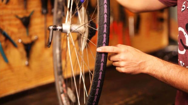 C. How to Check If Bike Tire Is Worn Promo Image