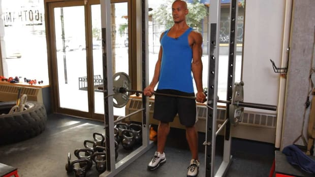 ZI. How to Do Rack Pulls for a Back Workout Promo Image
