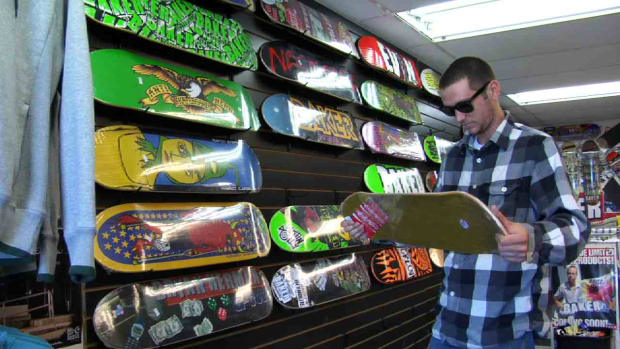 C. How to Customize Your Skateboard Promo Image
