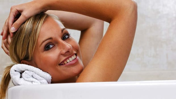 E. How to Remove Hair before & after a Facial Treatment Promo Image