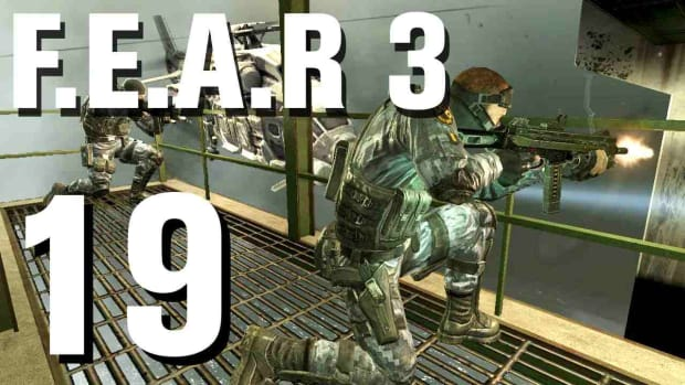 S. F.E.A.R. 3 Walkthrough Part 19: Tower (3 of 6) Promo Image