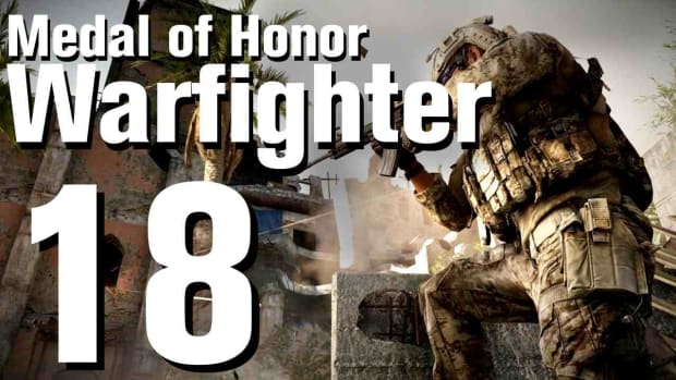 R. Medal of Honor: Warfighter Walkthrough Part 18 - Chapter 8: Stump Promo Image