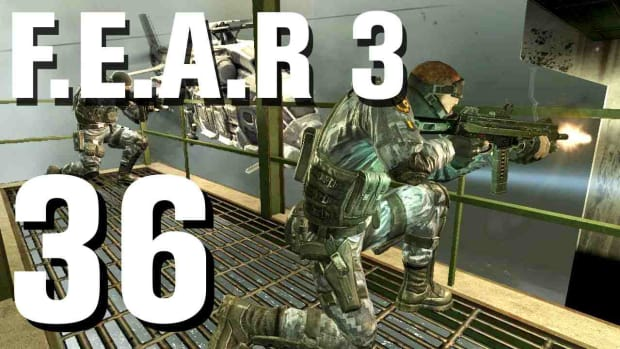 ZJ. F.E.A.R. 3 Walkthrough Part 36 Ward (1 of 3) Promo Image