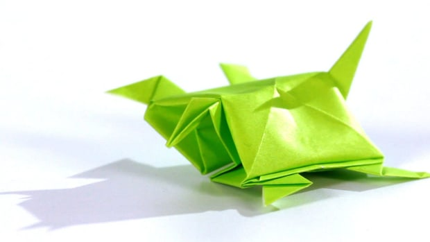 Z. How to Make an Origami Turtle Promo Image