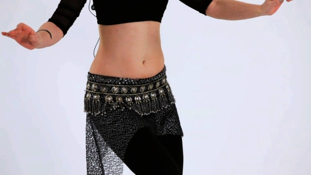 ZC. How to Do Hip Drops in Belly Dancing Promo Image