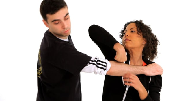 O. How to Attack with Your Elbows in Self-Defense Promo Image