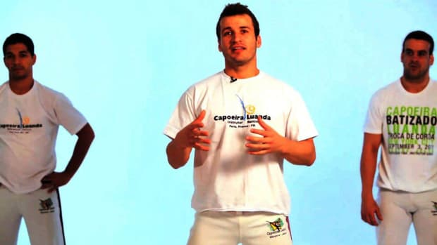 F. How to Do the Balanca in Capoeira Promo Image