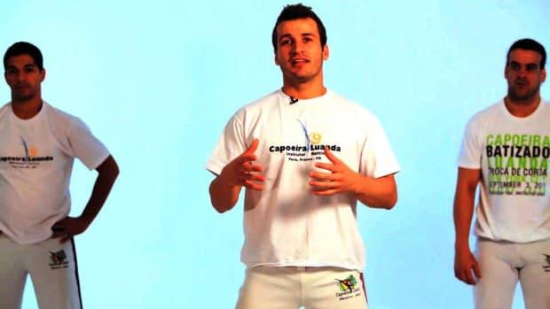 F. How to Do the Balanca in Capoeira Promo Image