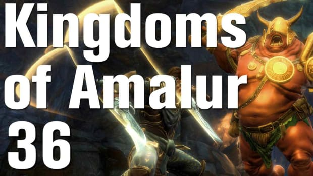 ZJ. Kingdoms of Amalur: Reckoning Walkthrough Part 36 - Taking Vengeance Promo Image