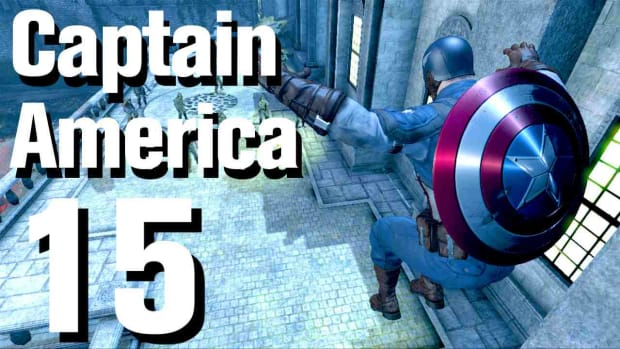 O. Captain America Super Soldier Walkthrough: Chapter 6 (2 of 3) Promo Image