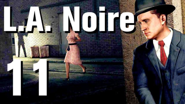 "K. L.A. Noire Walkthrough Part 11: ""The Driver's Seat"" (3 of 4) Promo Image"