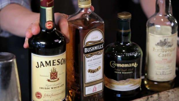 V. What Are Famous Irish Whiskeys? Promo Image