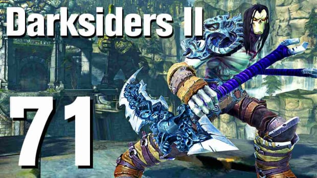 ZZS. Darksiders 2 Walkthrough Part 71 - Chapter 11 Promo Image