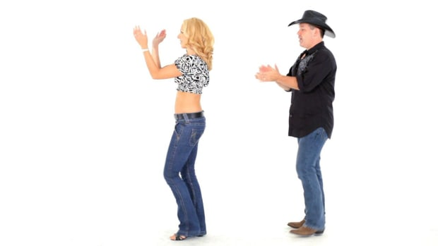 ZF. How to Do the Tush Push Line Dance Promo Image