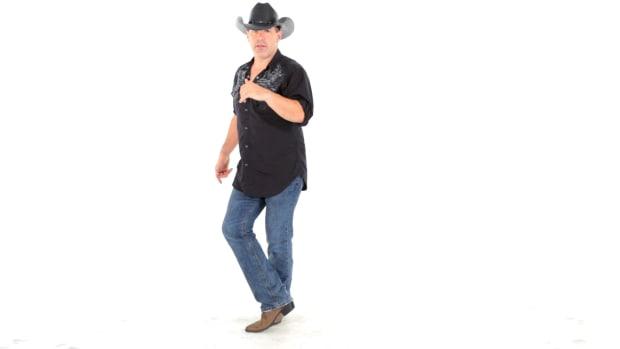 W. How to Do Solid Steps, Camel Walks & Slides in Line Dancing Promo Image