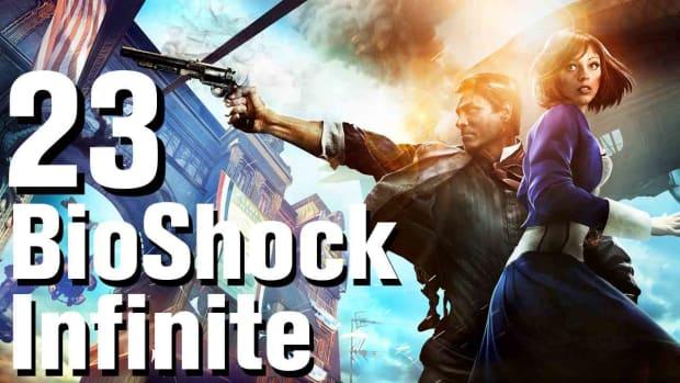 W. BioShock Infinite Walkthrough Part 3 Promo Image