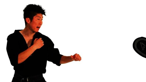 ZT. How to Do Taekwondo with Jason Ok Promo Image