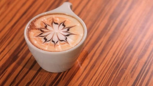 ZA. How to Etch a Latte Art Star Promo Image