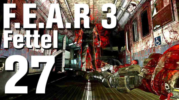 ZA. F.E.A.R. 3 Fettel Walkthrough Part 27: Tower (3 of 4) Promo Image