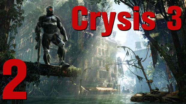 B. Crysis 3 Walkthrough Part 1 - Introduction Promo Image