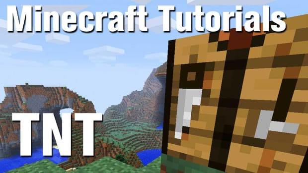 ZZE. Minecraft Tutorial: How to Make TNT in Minecraft Promo Image