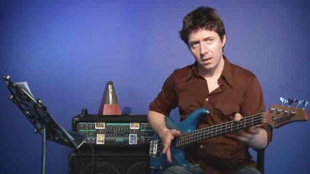 E. How to Do a Slap Bass Solo Promo Image