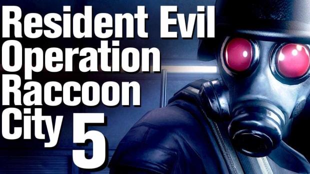 E. Resident Evil Operation Raccoon City Walkthrough Part 5 - Corruption Promo Image