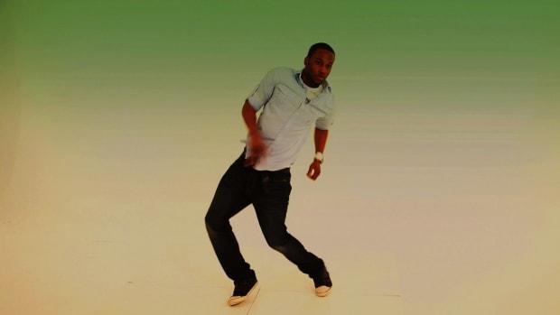 C. How to Do a Hip-Hop Knee Slide Promo Image