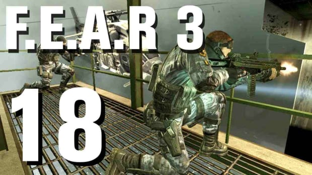 R. F.E.A.R. 3 Walkthrough Part 18: Tower (2 of 6) Promo Image