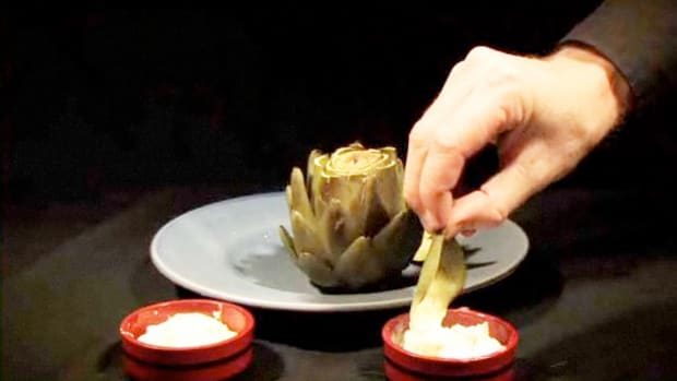 C. How to Cook an Artichoke Promo Image