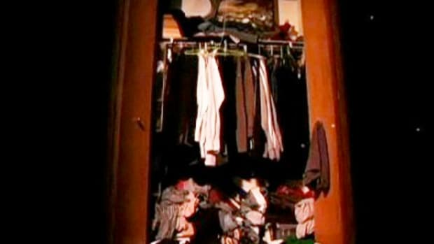 G. How to Clean Out Your Closet Promo Image