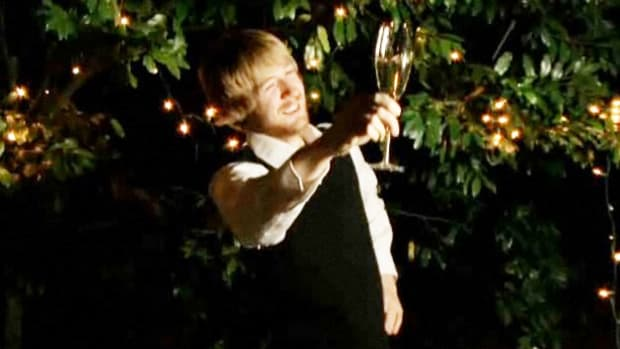 W. How to Give a Good Wedding Toast Promo Image