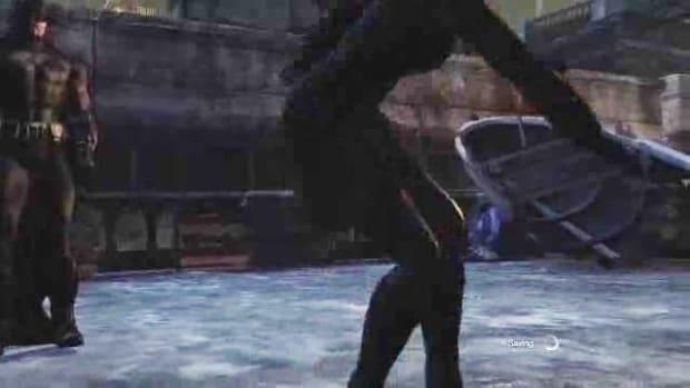 ZL. Batman Arkham City Walkthrough Part 38 - Rescue Vicki Vale Promo Image