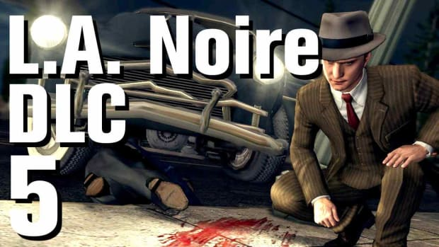 "E. L.A. Noire Walkthrough: ""The Naked City"" (5 of 11) Promo Image"