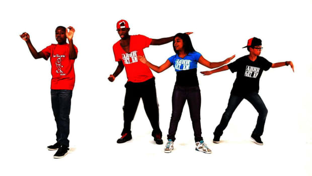 W. How to Do the Wave Hip-Hop Dance Move for Kids Promo Image