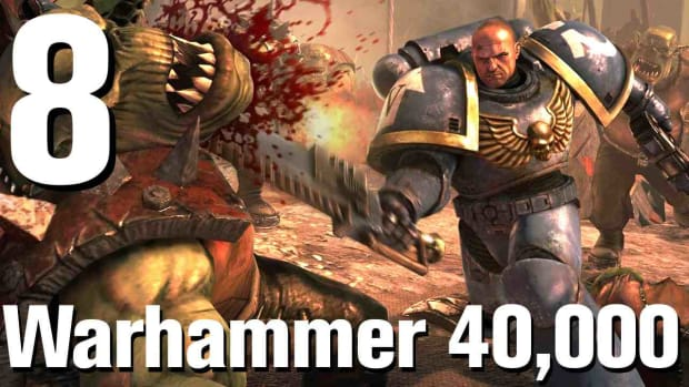 G. Warhammer 40K Space Marine Walkthrough Part 8: Belly of the Beast Promo Image