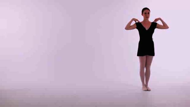 T. How to Do Chaines Turns in Ballet Promo Image
