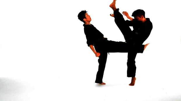 M. How to Do an Inside & Outside Crescent in Taekwondo Promo Image