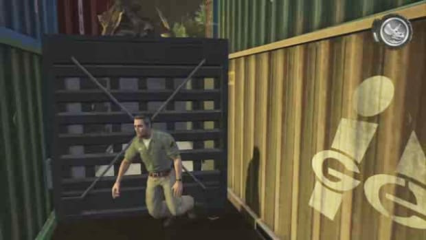 ZK. Jurassic Park The Game Walkthrough Episode 4 - The Survivors - Part 10 Promo Image