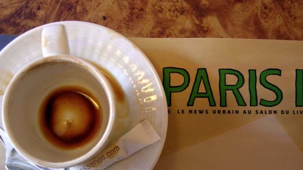 F. Top 5 Places to Eat & Drink in Paris Promo Image