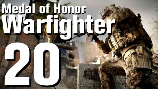 T. Medal of Honor: Warfighter Walkthrough Part 20 - Chapter 9: Preacher Promo Image