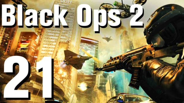 U. Black Ops 2 Walkthrough Part 21 - Fallen Angel Promo Image