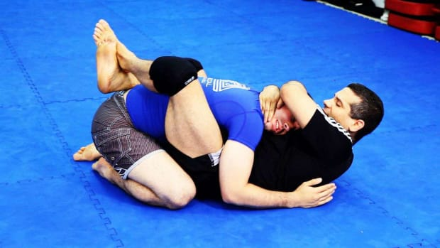 ZZO. How to Do the Rat Guard & Rubber Guard Basics in MMA Promo Image