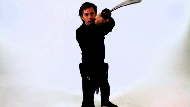 ZZA. How to Learn Katana Sword Fighting with Oliver Martin Promo Image